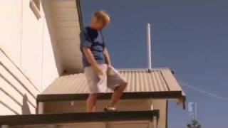 Angry Boys - Nathan Pees On Daniel