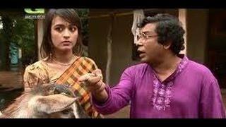 Bangla Comedy new Natok 2016 ''Ke Hai Hridoy Khure ft Mosharraf Karim, Ahona HD