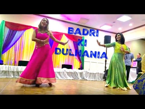 Xxx Mp4 Badri Ki Dulhania Bollywood Sangeet Performance April 2017 3gp Sex