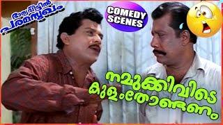 നമുക്കിവിടെ കുളംതോണ്ടണം | Jagathy, Rajan P. Dev Comedy | Malayalam Comedy Scenes [HD]