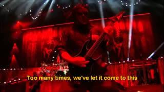 Slipknot - The Devil In I (Lyrics)