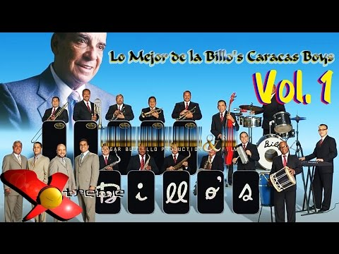 Lo Mejor de la Billo s Caracas Boys Vol. 1 Billo s Caracas Boys HD