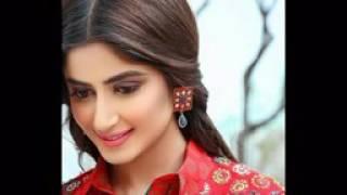 Gul E Rana Ost TItle Song Hum Tv Drama Sajal Ali & Feroze Khan couple