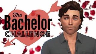 Bachelor Challenge: Sims 4 | Part 1 | Hello Ladies