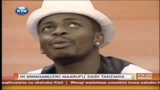 Tuliowandalia: Mwanamziki Diamond Platinamz