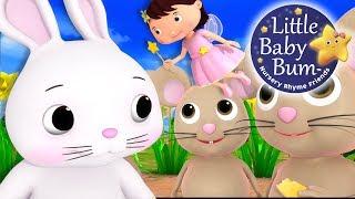 Little Bunny Foo Foo | Nursery Rhymes | By LittleBabyBum!