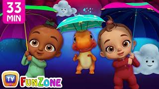 Rain Rain Go Away & Many More Popular 3D Nursery Rhymes Collection by ChuChu TV Funzone