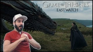 Game of Thrones REACTION! 7x5