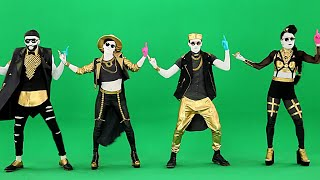 Just Dance 2017 - Real dancers behind the scenes