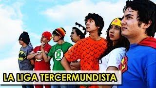 La Liga Tercermundista | SKETCH | QueParió!