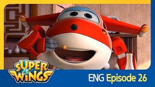 [Super Wings] EP 26 - Family Time(ENG)