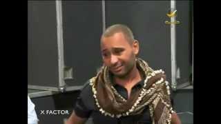 The X Factor Arabia 2013 - Ep2  محمد الريفي - المغرب