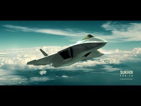 watch Sukhoi T 50 PAK FA Stealth Technology