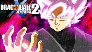 DRAGON BALL XENOVERSE 2 All Cutscenes FULL MOVIE (Game Movie)