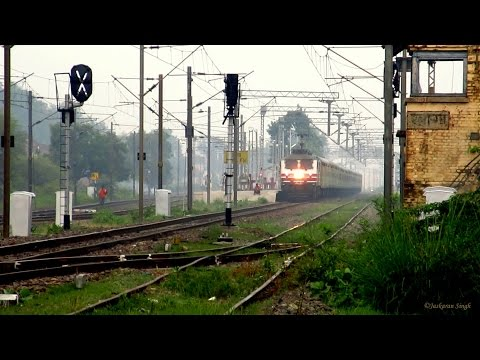 Indian Railways: A Swift Coverage of Kanpur - Allahabad Section, NCR   Back to Back Speedy Trains