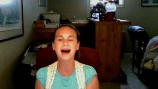 Me Singing Impossible by Shontelle