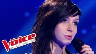 Adele - Someone Like You | Miranda Eilo | The Voice France 2012 | Blind Audition