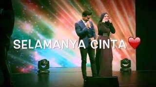 Selamanya Cinta Official Lyric video - Shila Amzah X Alif Satar