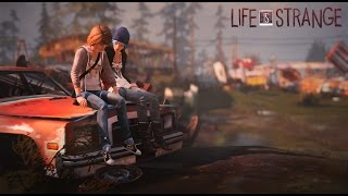 Life is Strange soundtrack: 09 Amanda Palmer - In my mind feat  Brian Viglione