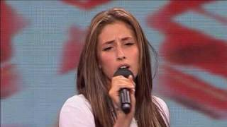 X Factor Auditions 2009 - Stacey from dagenham (HQ)