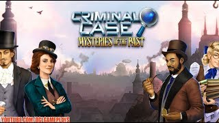 Criminal Case: Mysteries of the Past Android iOS Gameplay