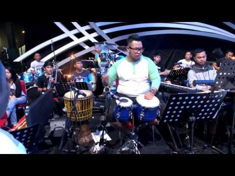 KETIPUNG & Gendang play2- Band D'Academy Asia 14112015