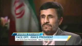This is How a Leader Speaks !!! - Iranian President vs. Musharraf