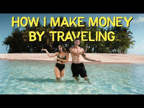 How YOU can Travel Full Time & Make Money on Social Media 10 Tips to become a Digital Nomad
