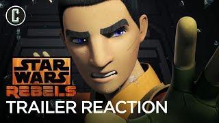 Star Wars Rebels Series Finale Trailer Reaction & Review