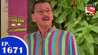 Taarak Mehta Ka Ooltah Chashmah - तारक मेहता - Episode 1671 - 13th May 2015