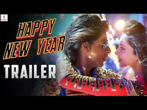 Happy New Year - Trailer | Shah Rukh Khan | Deepika Padukone