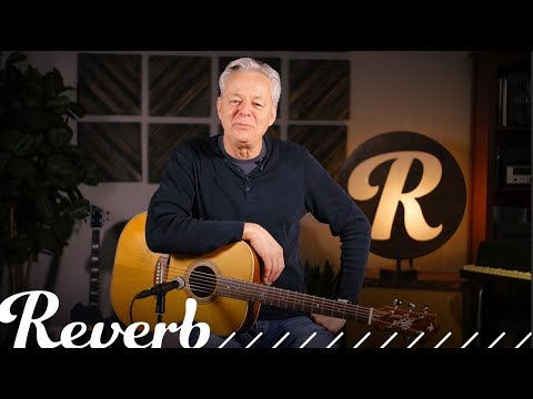 Tommy Emmanuel Teaches 4 Steps To Fingerstyle Guitar Technique | Reverb Learn To Play