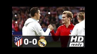Atletico Madrid vs Real Madrid (0-0) | ALL GOALS & HIGHLIGHTS 18/11/2017 HD