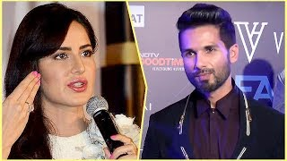 I am NOT interested Working With Katrina Kaif: Shahid Kapoor In Batti Gul Meter Chalu