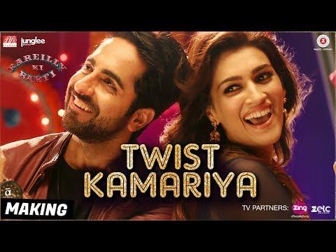 Xxx Mp4 Twist Kamariya Making Bareilly Ki Barfi Ayushmann Khurrana Amp Kriti Sanon Tanishk Vayu 3gp Sex
