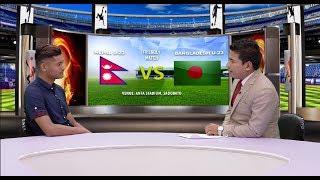 नेपाली फुटबल टोली उत्कृष्ट छ - बिमल घर्ती मगर