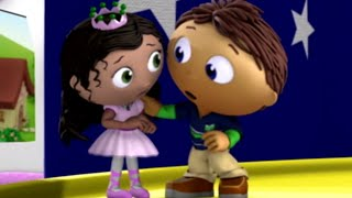 Super WHY! Full Episodes English ✳️  Super WHY and Molly's Dance Show ✳️  S02E04 (HD)