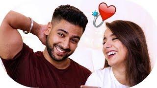 EIFERSUCHT?! Hochzeitsplanungen, Urlaubsziel - UNSERE BEZIEHUNG - FAQ | Sanny Kaur