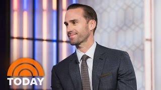 Joseph Fiennes On Hulu's 'The Handmaid's Tale': 'It's Like A 50 Mile Run'   TODAY