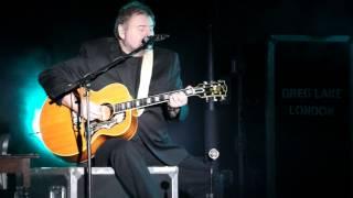 Greg Lake - I talk to the wind (Firenze, Viper Theatre, December 5th 2012)
