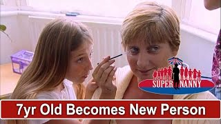Transforming an Angry Child   Supernanny
