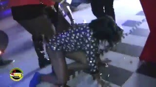 DHQ Sher Fights With Two Female Dancers In Kingston Night Club