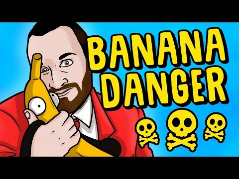 Bananas Are DANGEROUS Garry s Mod Funny Gameplay Moments