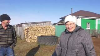 Film #14 Siberian Village to the Ural Factory (part 1)