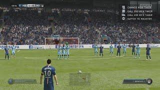 FIFA 15 - MY BEST FREE KICKS SO FAR