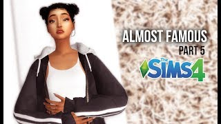 KICKED OUT BY STRICT PARENTS | ALMOST FAMOUS | PART 5 | A Sims 4 Love Story