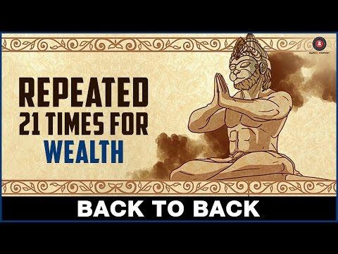 Hanuman Chalisa Full - Repeated 21 times for Wealth | Shekhar Ravjiani | Aarti | Bhakti Songs