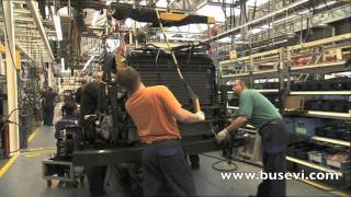 Production - Mercedes-Benz Actros (2011)