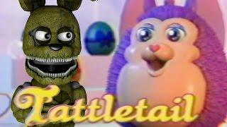 PLUSHTRAP PLAYS: Tattletail (Part 1) || TATTLETAIL, THAT'S ME!!!