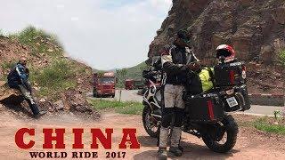 WORLD RIDE 2017 || EP. 27 || Pingyao to Shijiazhuang,CHINA